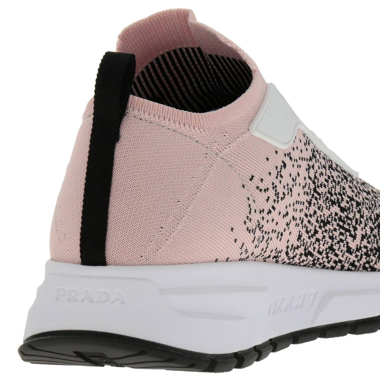 Shoes women Prada pink 4