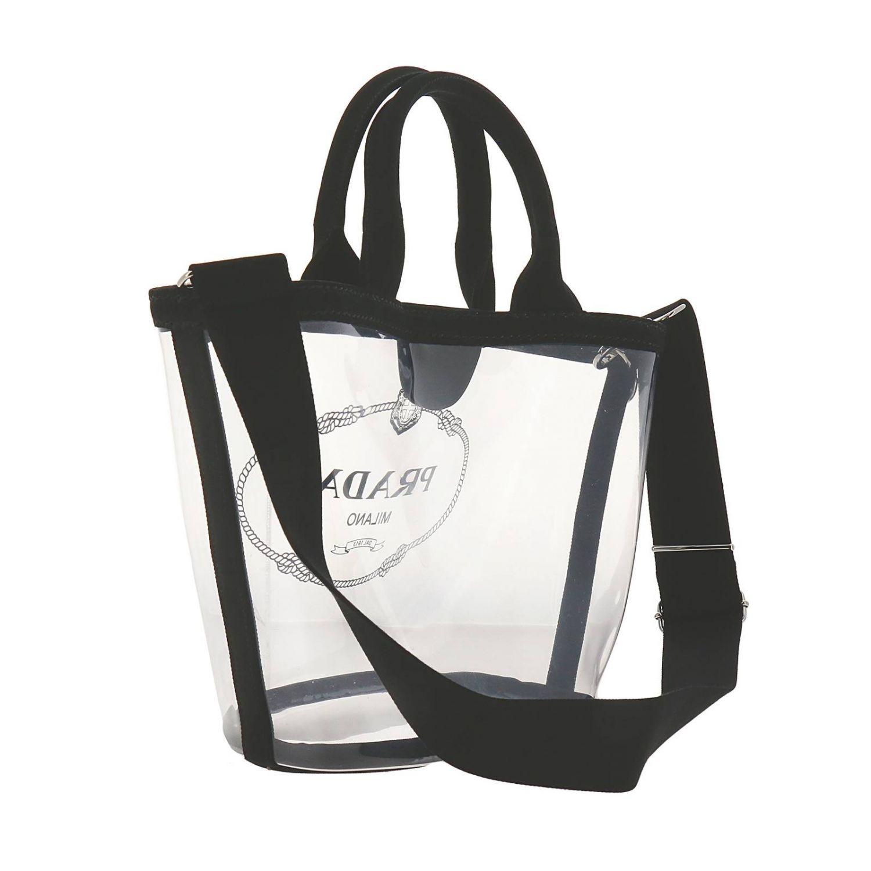 Наплечная сумка Женское Prada черный 3