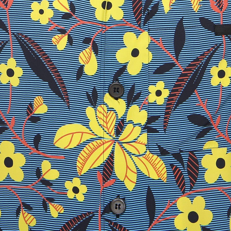 Рубашка Мужское Prada синий 4