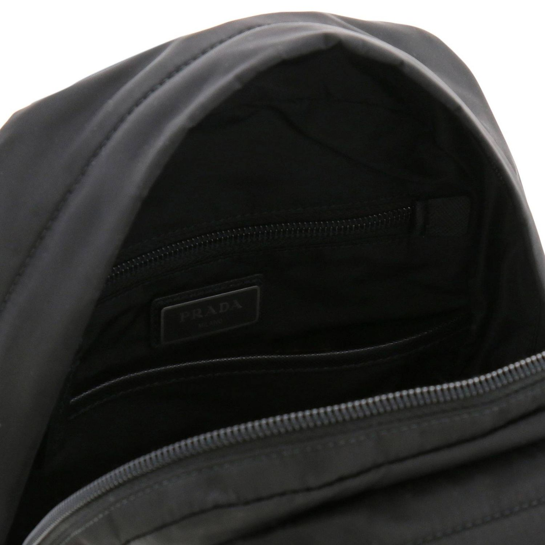 Bags men Prada black 6