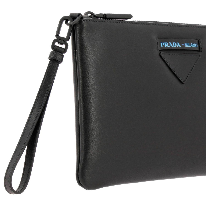 Briefcase Prada: Bags men Prada black 4