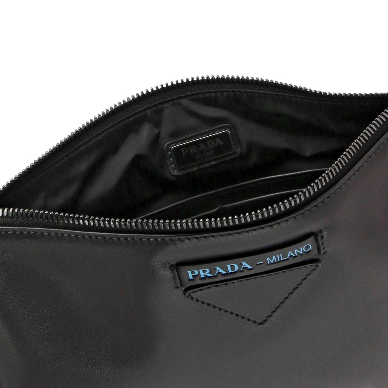 Briefcase Prada: Bags men Prada black 5