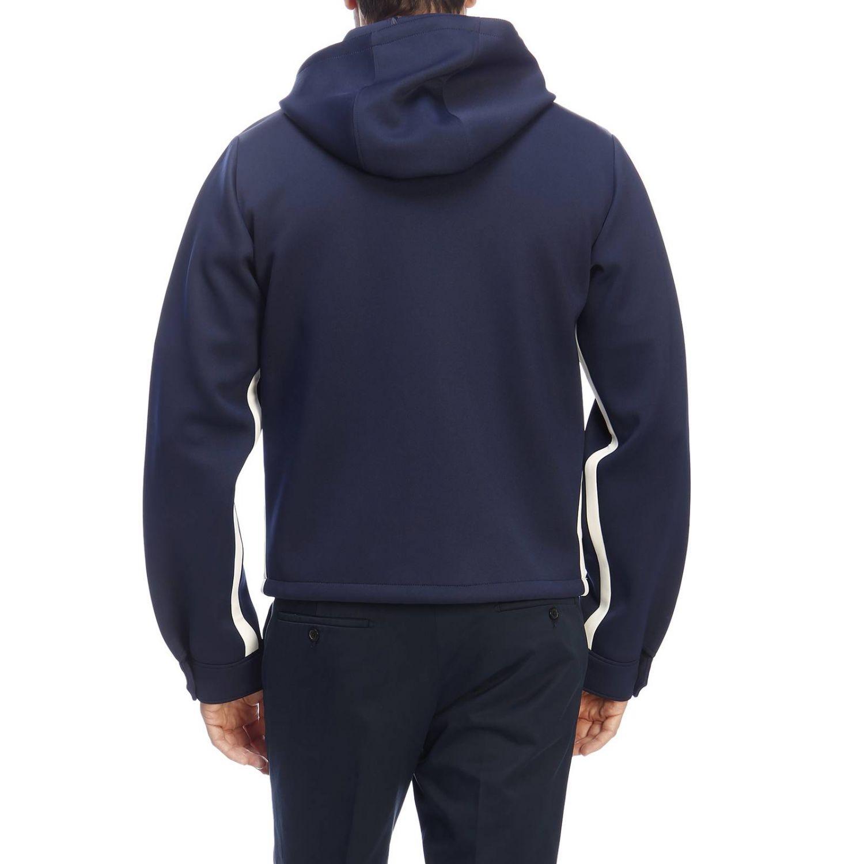 Jacket men Prada blue 3