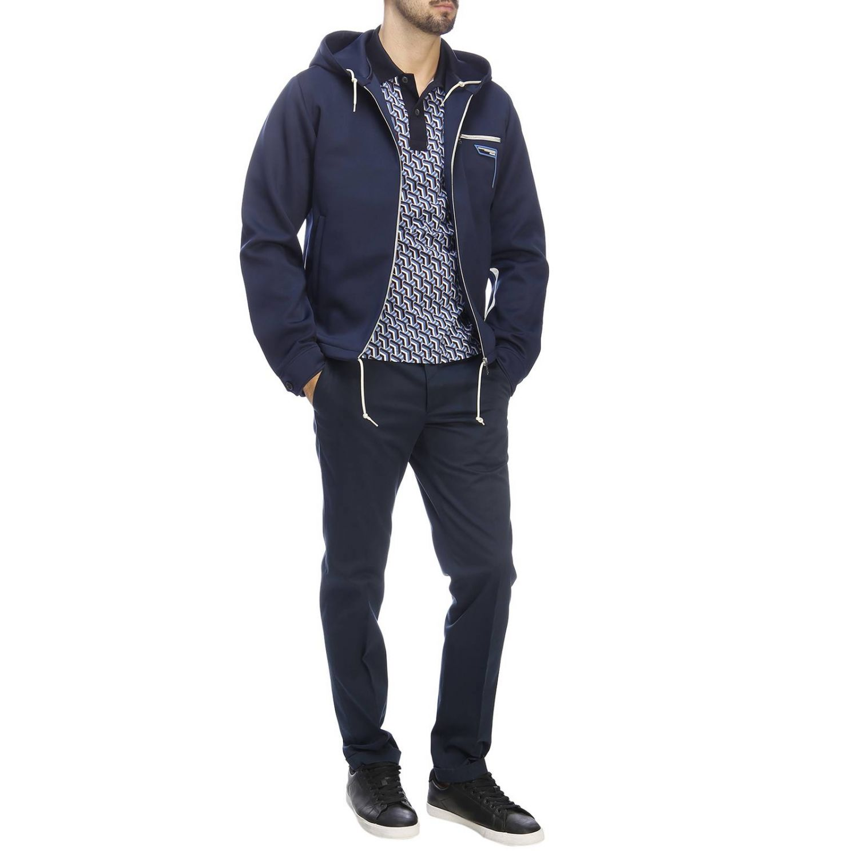 Jacket men Prada blue 5