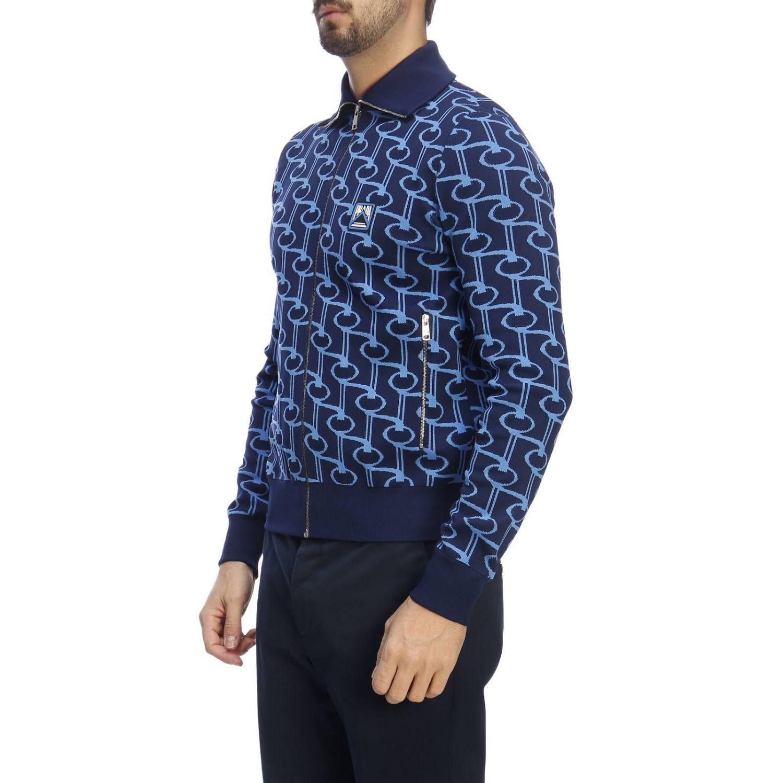 Pullover herren Prada hellblau 2