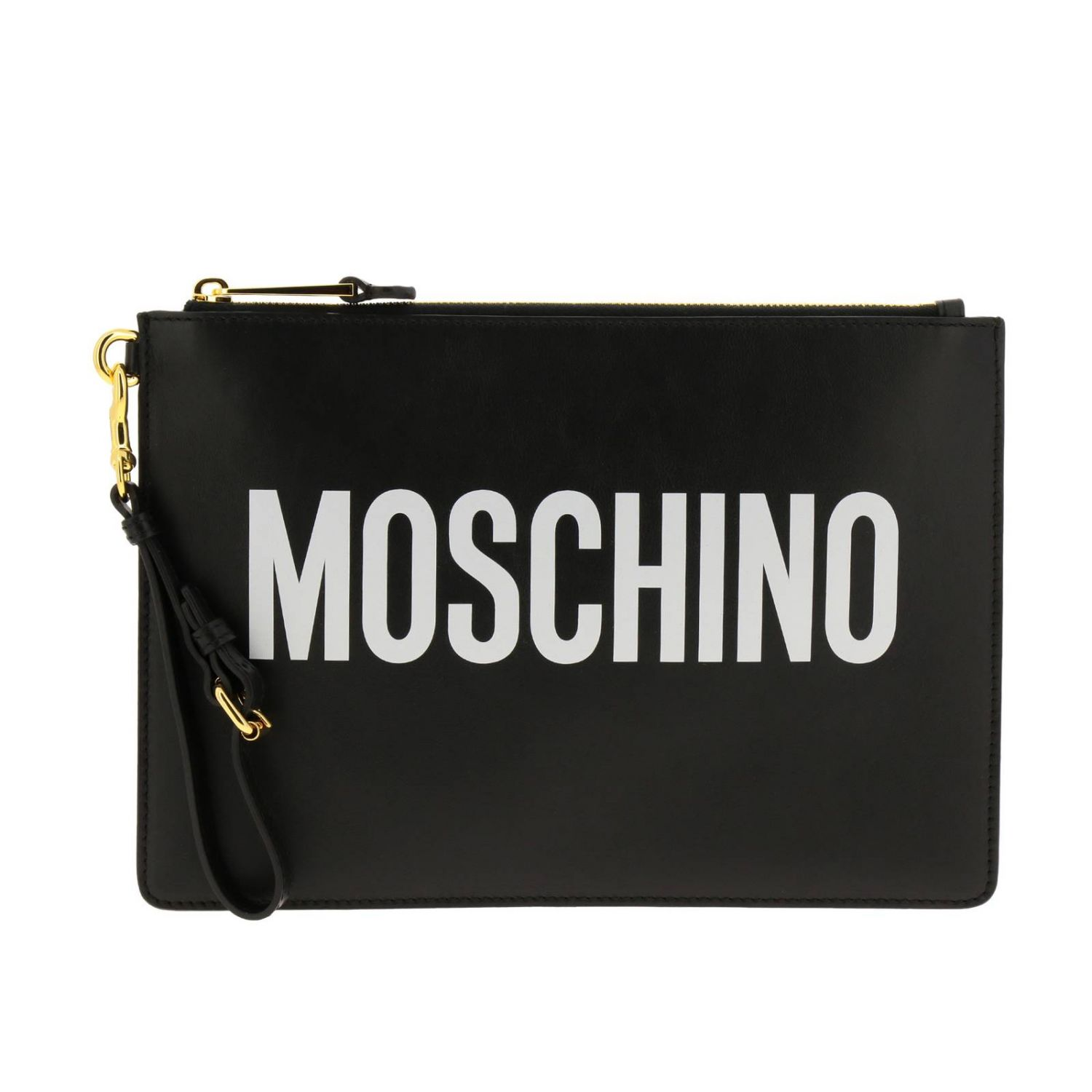 Shoulder bag women Moschino Couture black 1