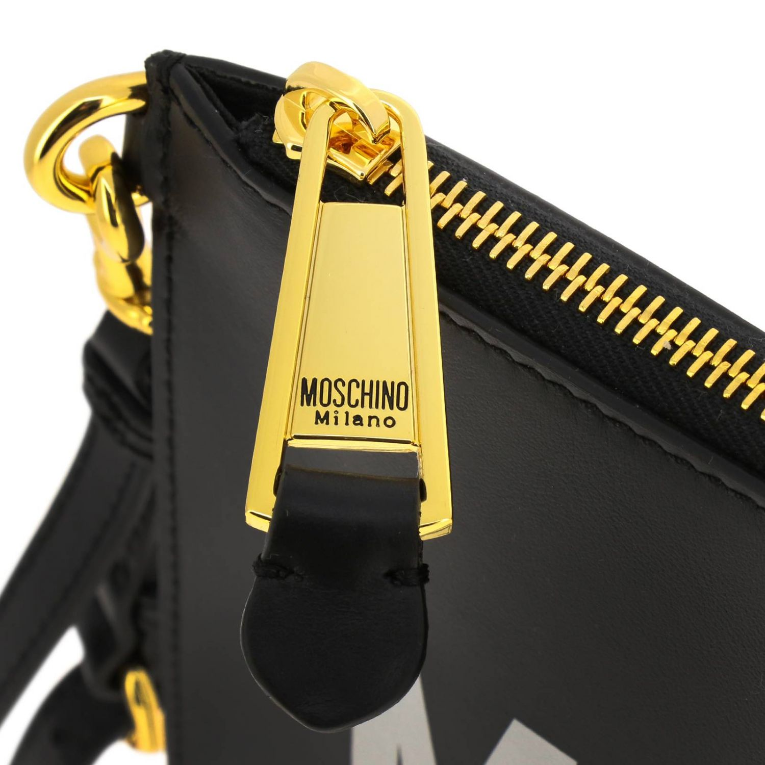 Shoulder bag women Moschino Couture black 4