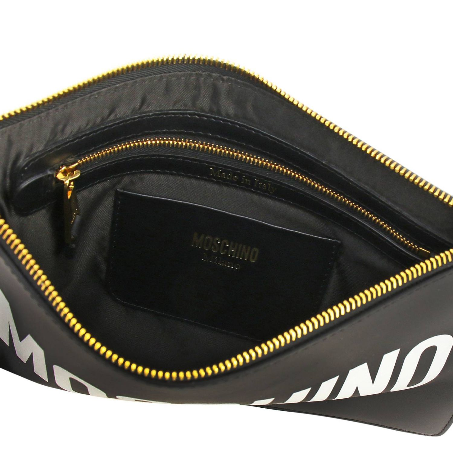 Shoulder bag women Moschino Couture black 5