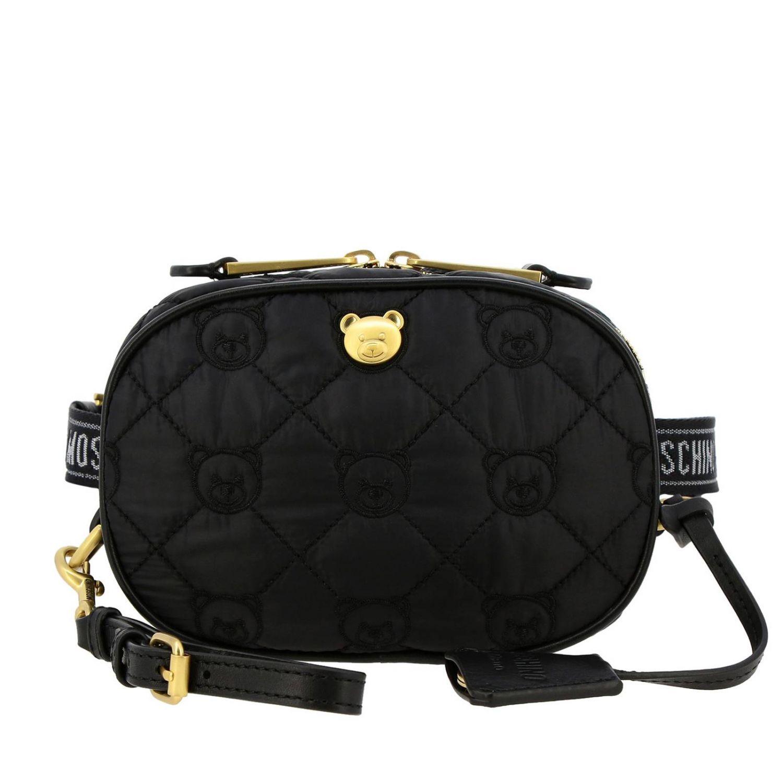 Shoulder bag women Moschino Couture black 1