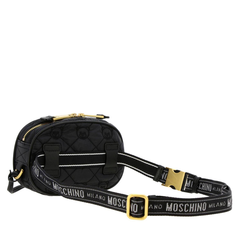 Shoulder bag women Moschino Couture black 3