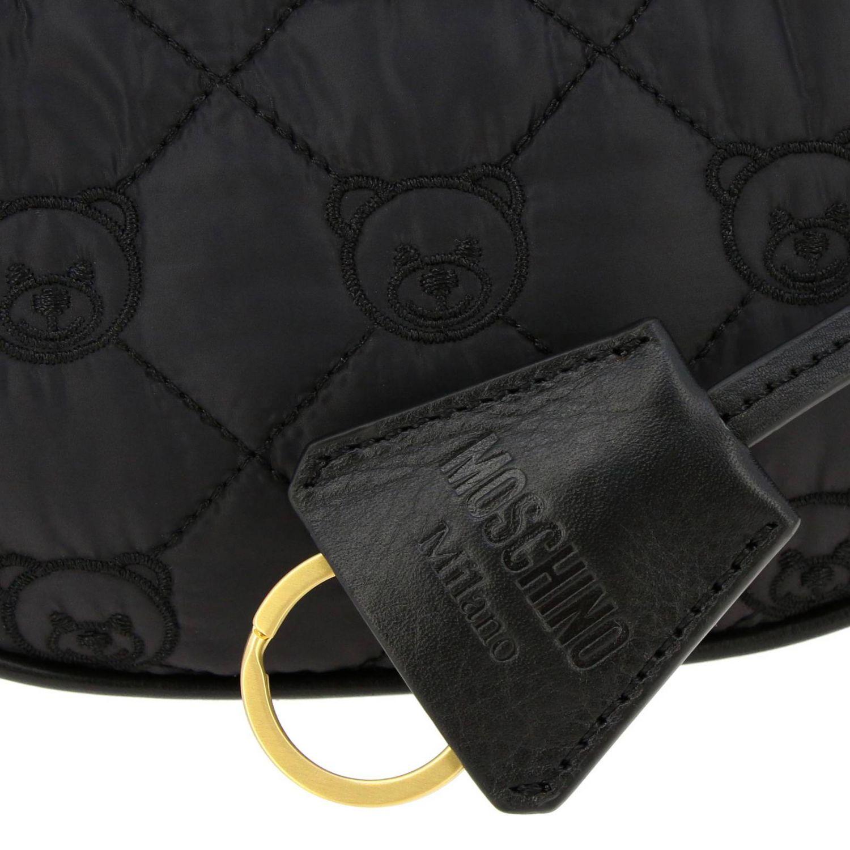 Shoulder bag women Moschino Couture black 4