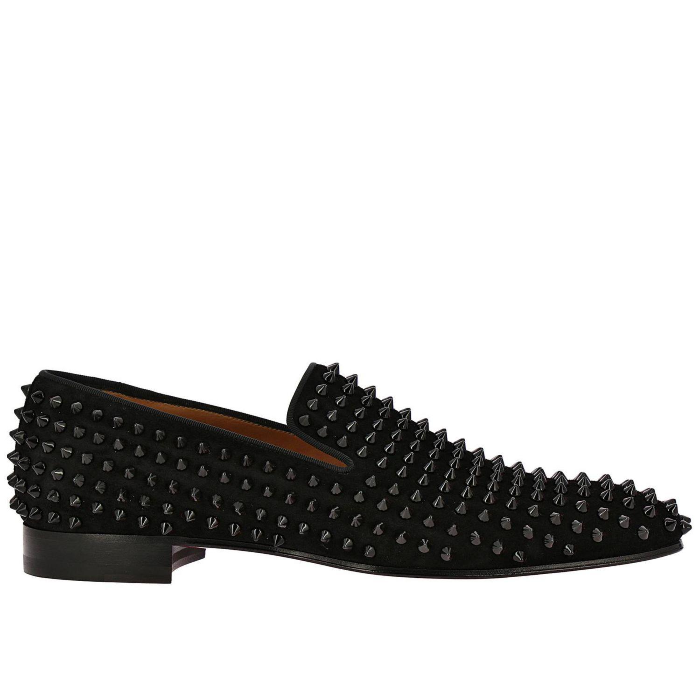 CHRISTIAN LOUBOUTIN | Loafers Shoes Men Christian Louboutin | Goxip