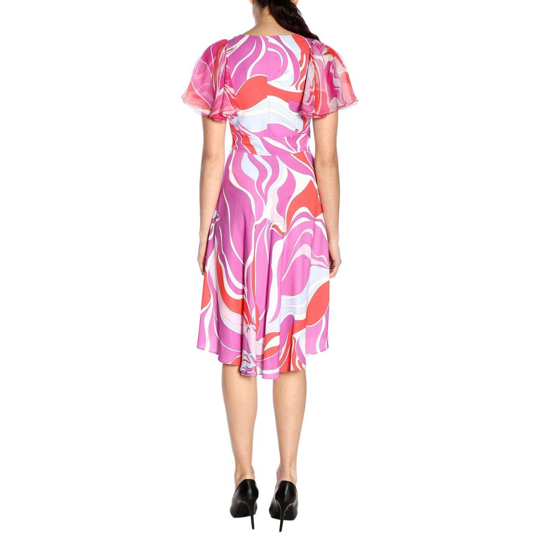 Dress women Emilio Pucci fuchsia 3