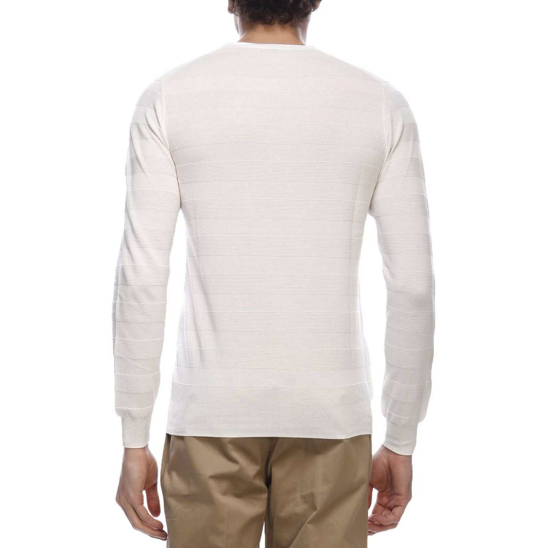 Свитер Мужское Paolo Pecora белый 3