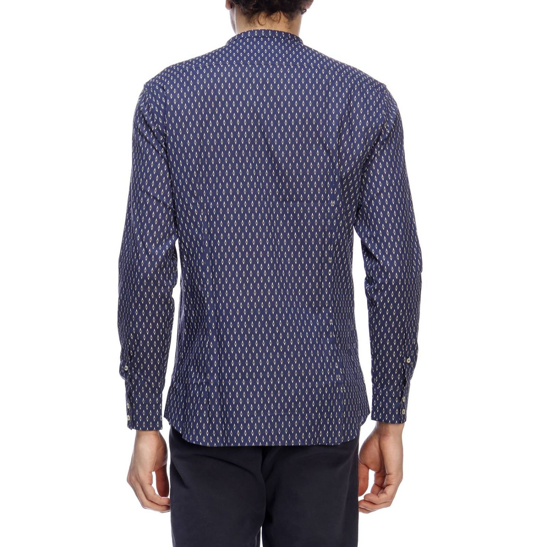 Рубашка Мужское Paolo Pecora синий 3