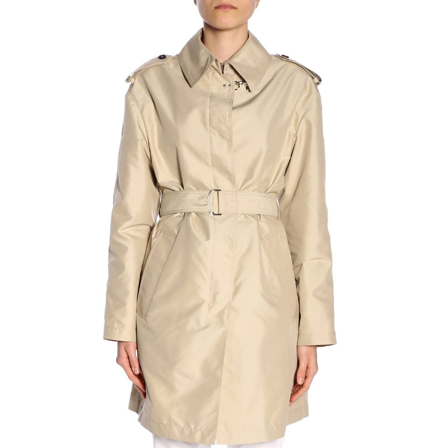 Coat women Fay beige 1