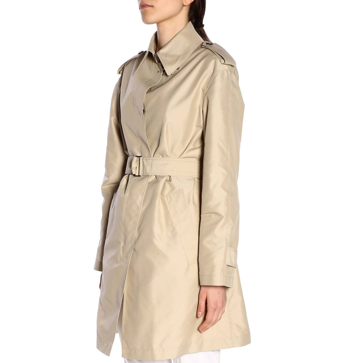 Coat women Fay beige 2