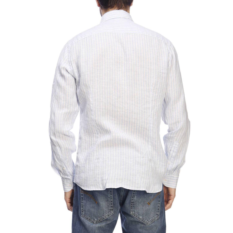 衬衫 男士 Fay 天蓝色 3