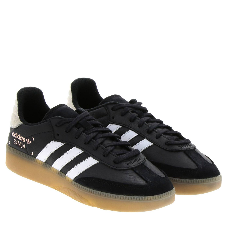 Prezzo basso Adidas Originals Sneakers Samba In Pelle e