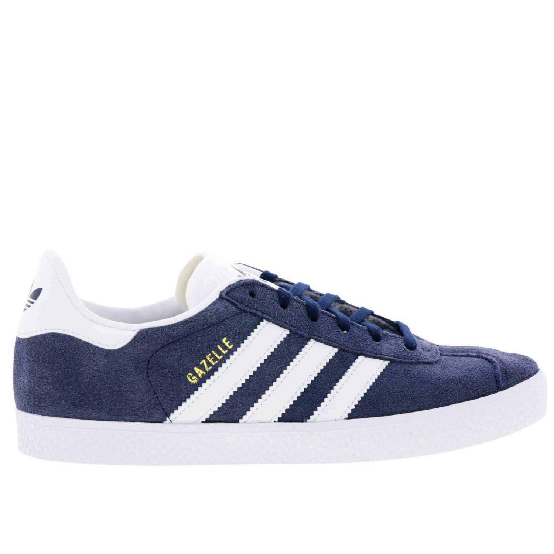 Shoes kids Adidas Originals blue 1
