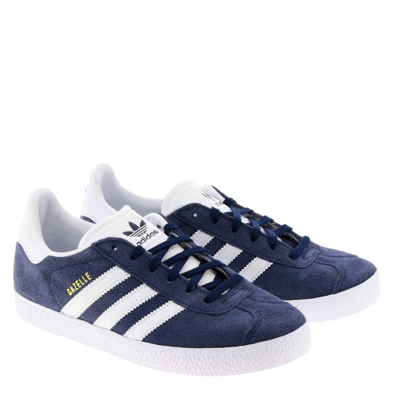 Shoes kids Adidas Originals blue 2