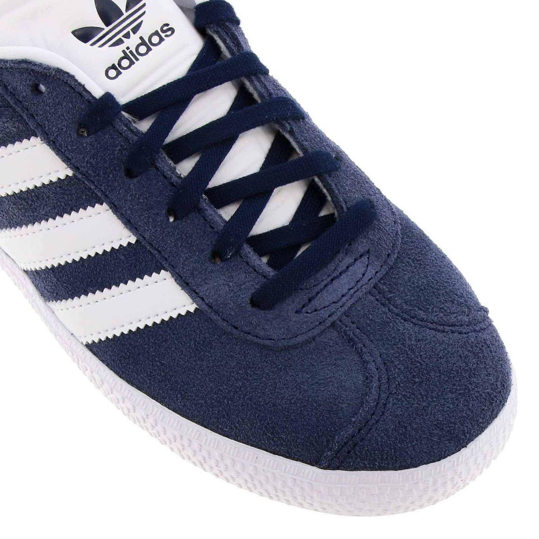 Shoes kids Adidas Originals blue 3