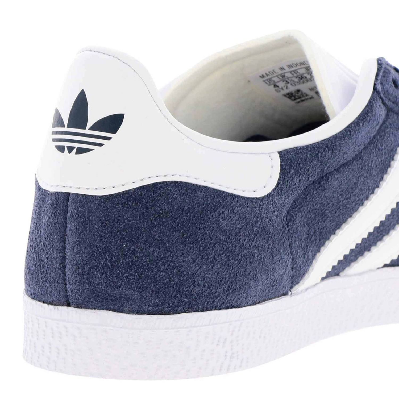 Shoes kids Adidas Originals blue 4