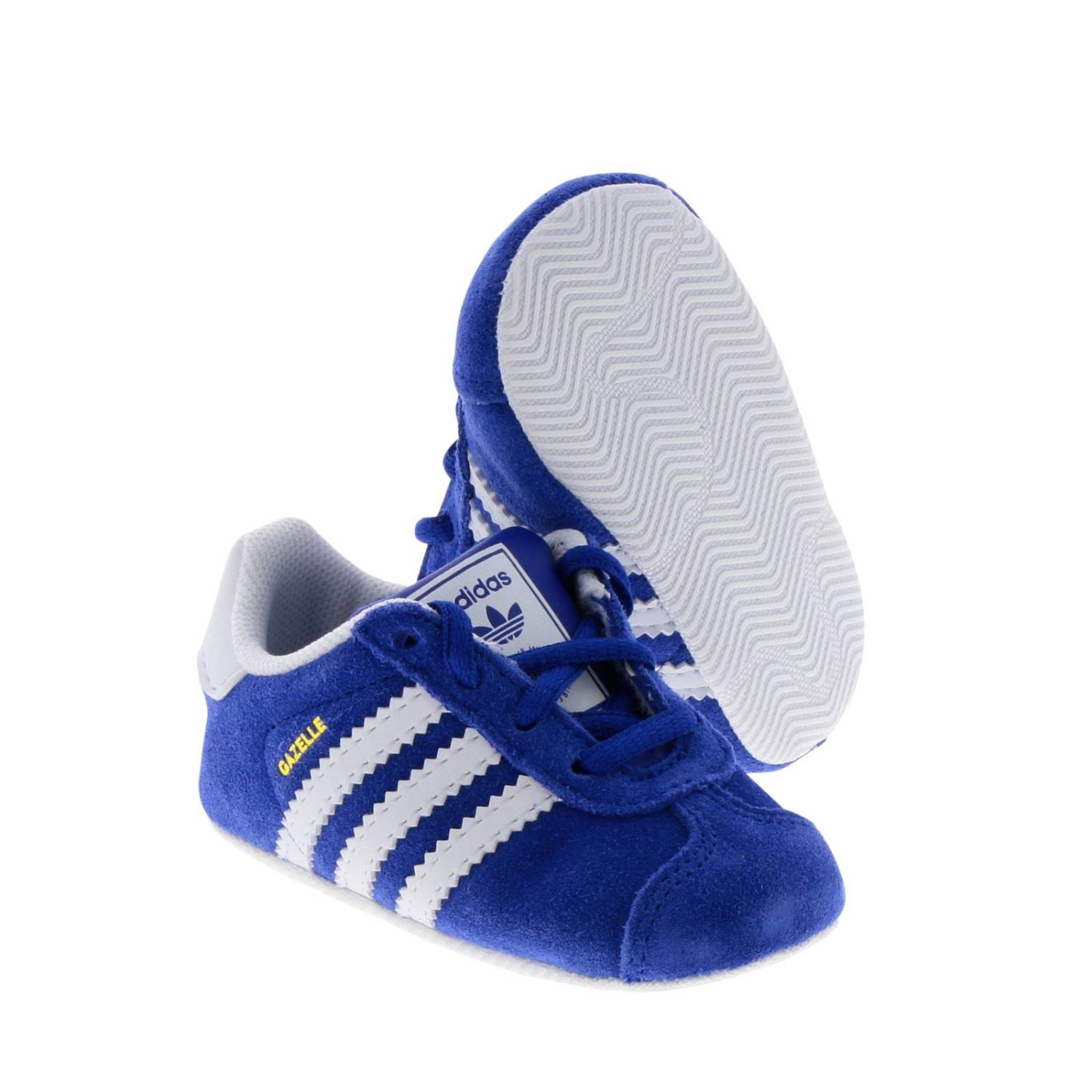 Shoes kids Adidas Originals royal blue 2