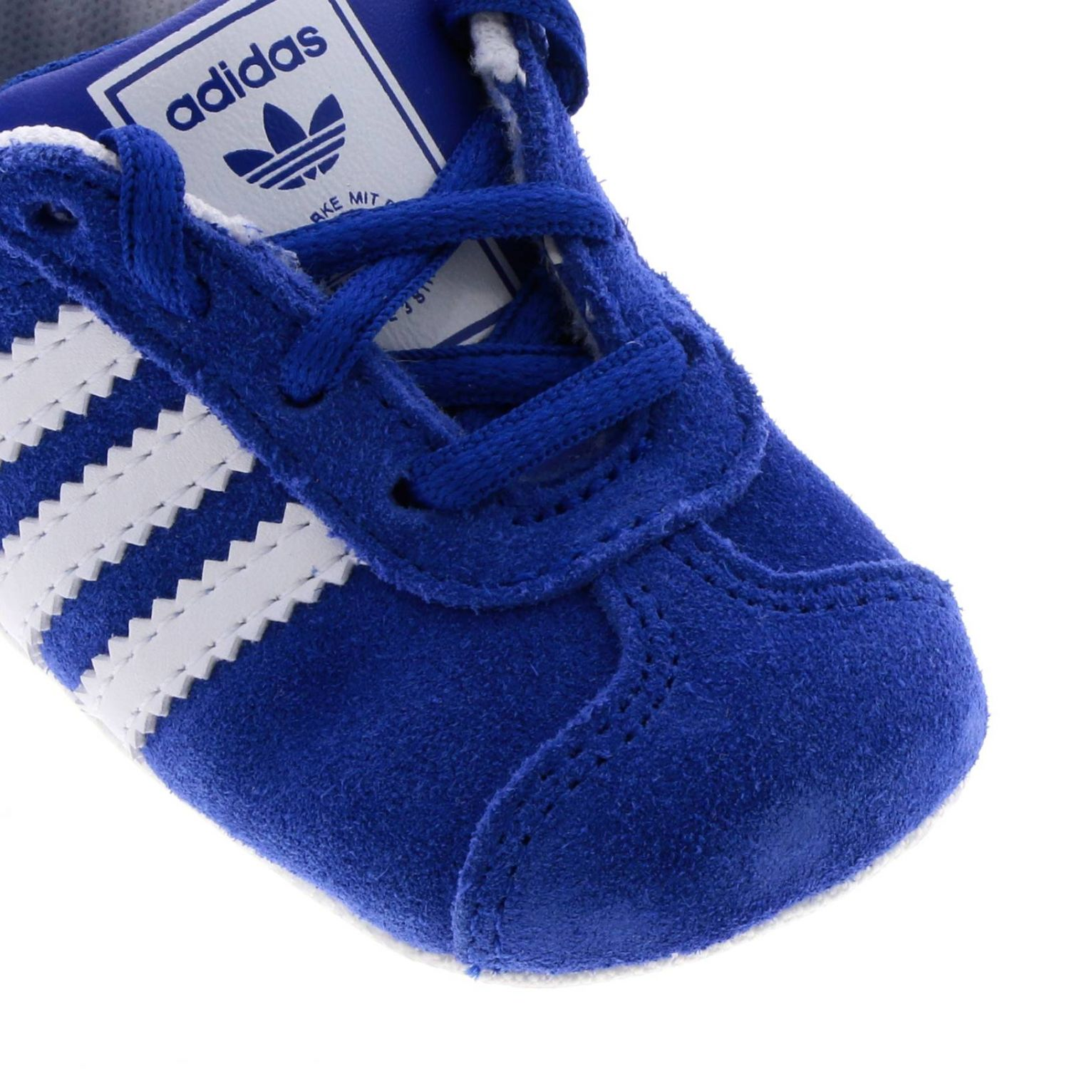 Shoes kids Adidas Originals royal blue 3