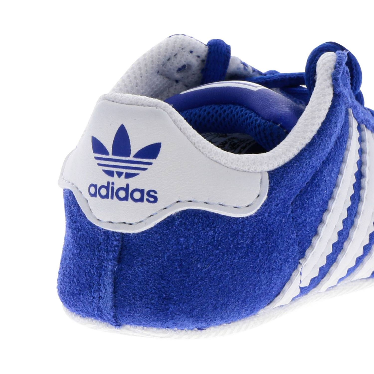 Shoes kids Adidas Originals royal blue 4