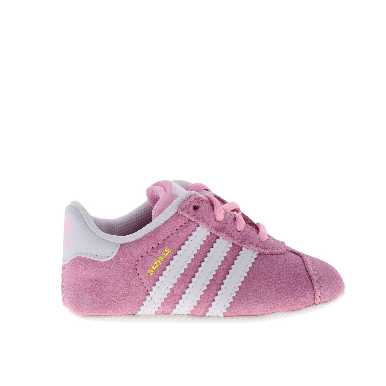 Chaussures enfant Adidas Originals rose 1