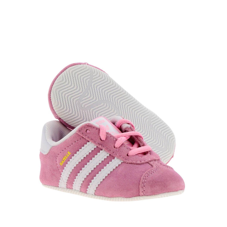 Chaussures enfant Adidas Originals rose 2