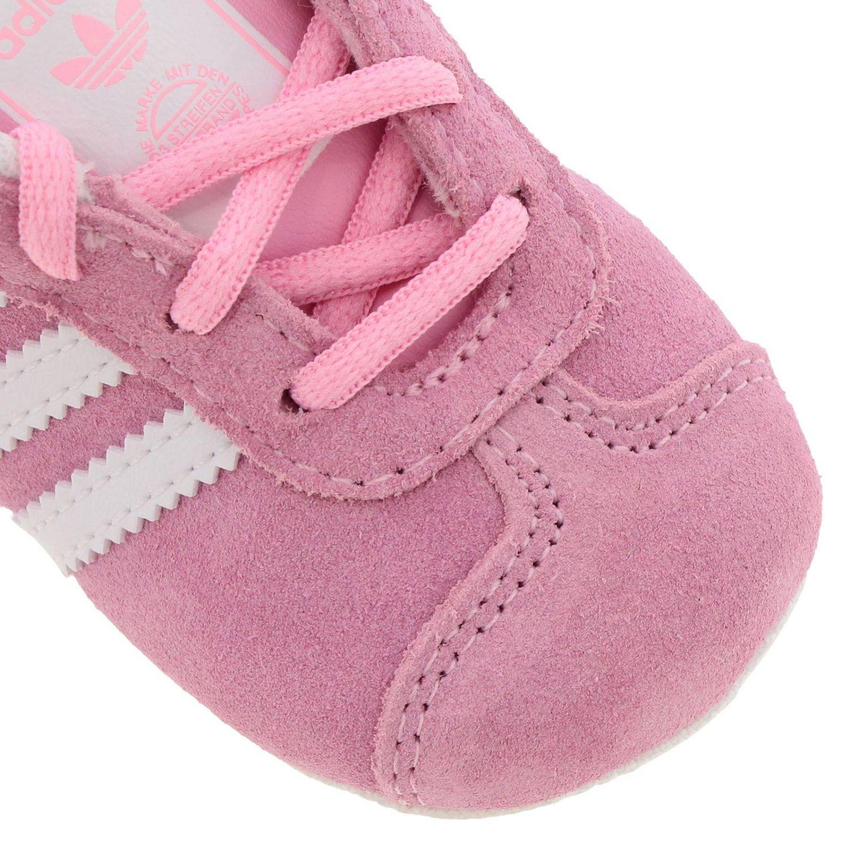 Chaussures enfant Adidas Originals rose 3