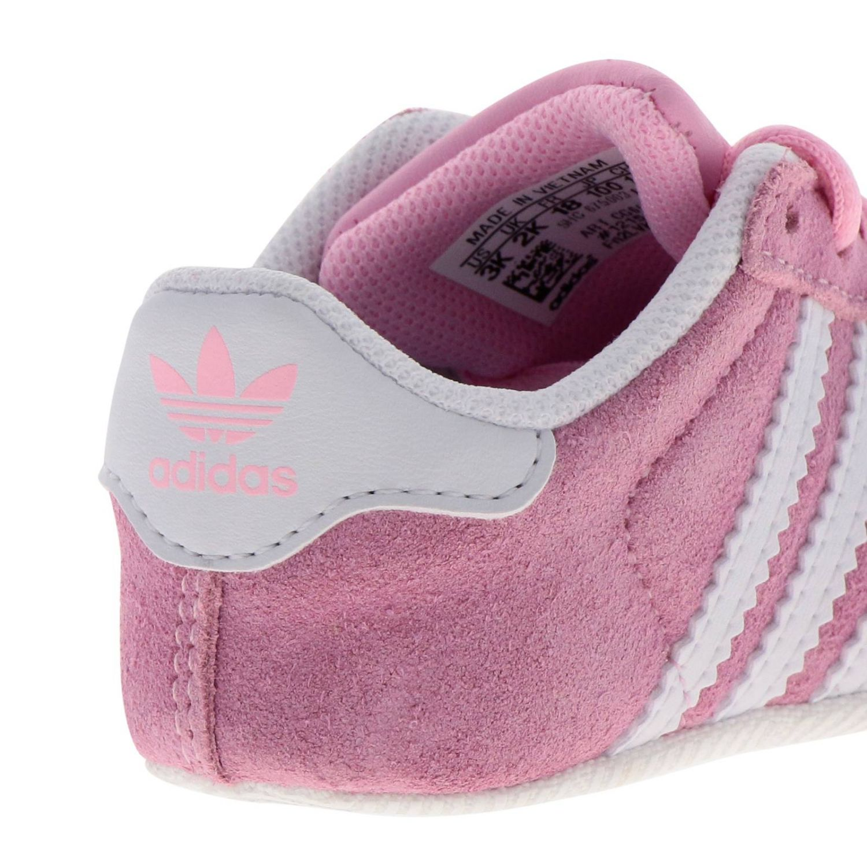 Chaussures enfant Adidas Originals rose 4