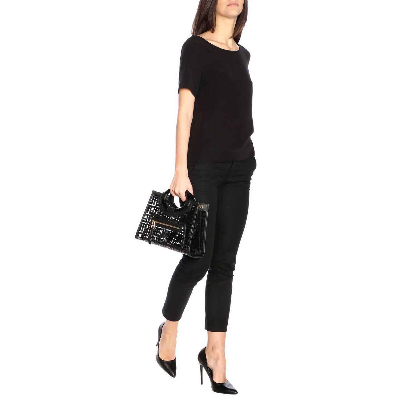 Handbag Fendi: Shoulder bag women Fendi black 2