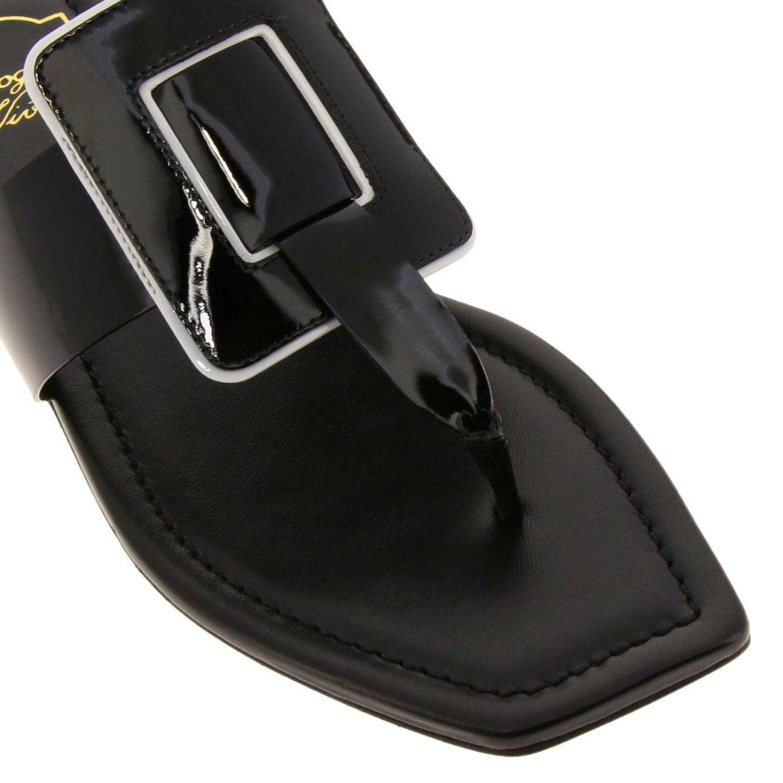Shoes women Roger Vivier black 3
