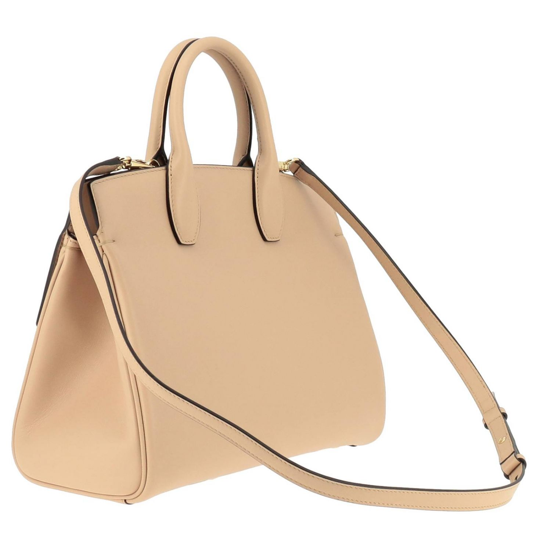 Shoulder bag women Salvatore Ferragamo beige 3