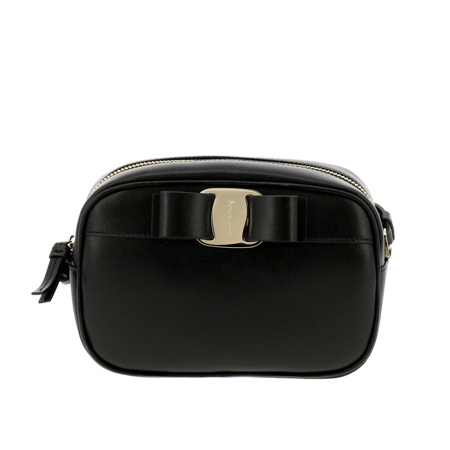 Shoulder bag women Salvatore Ferragamo black 1