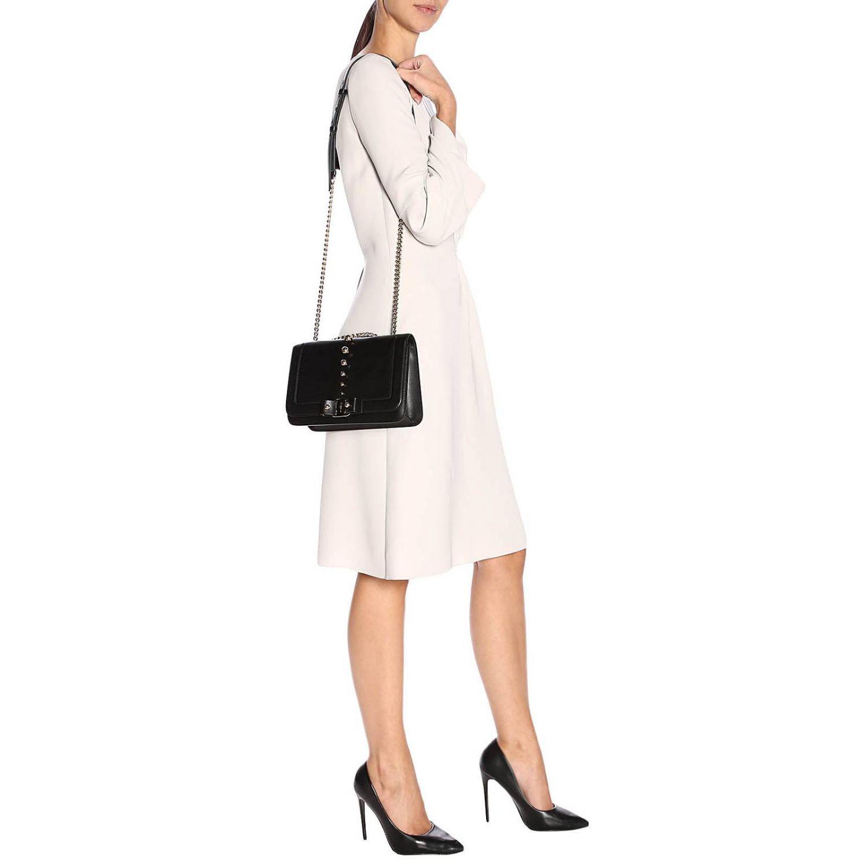 Shoulder bag women Salvatore Ferragamo black 2