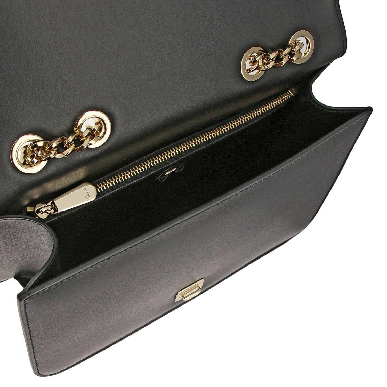 Shoulder bag women Salvatore Ferragamo black 5
