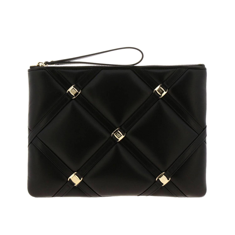 Mini bag women Salvatore Ferragamo black 1