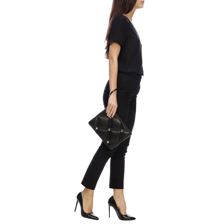 Mini bag women Salvatore Ferragamo black 2