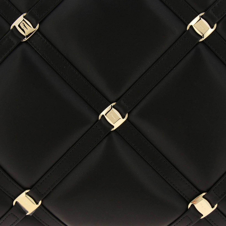 Mini bag women Salvatore Ferragamo black 4