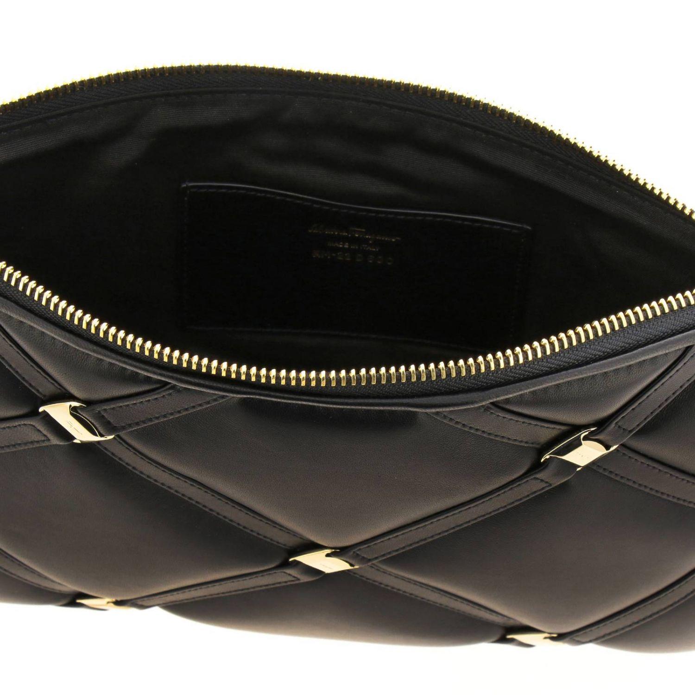 Mini bag women Salvatore Ferragamo black 5