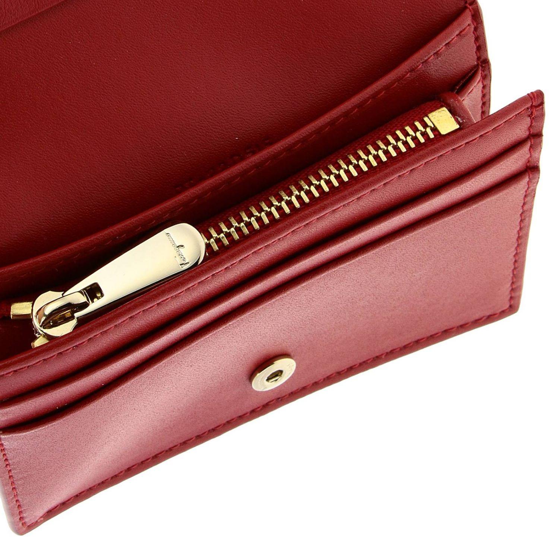 Wallet women Salvatore Ferragamo fuchsia 4