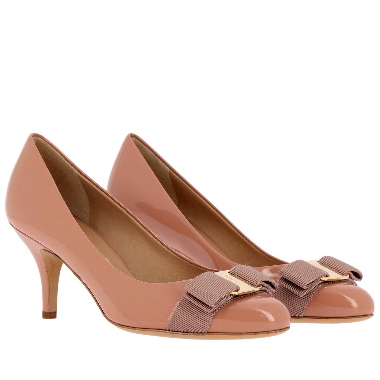 Shoes women Salvatore Ferragamo nude 2