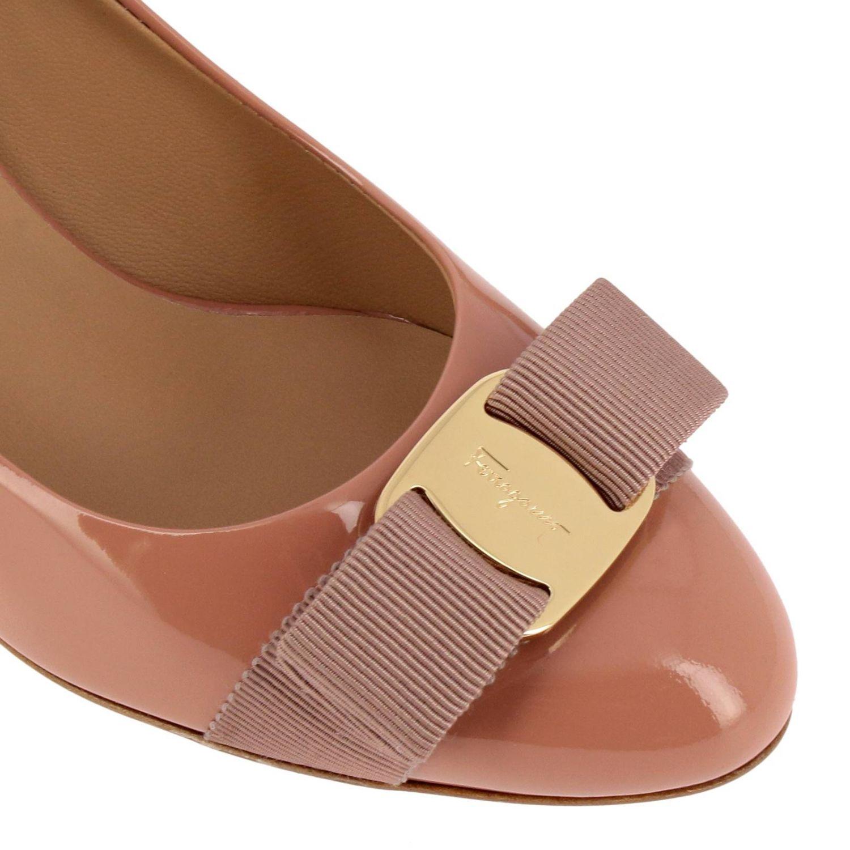 Shoes women Salvatore Ferragamo nude 3