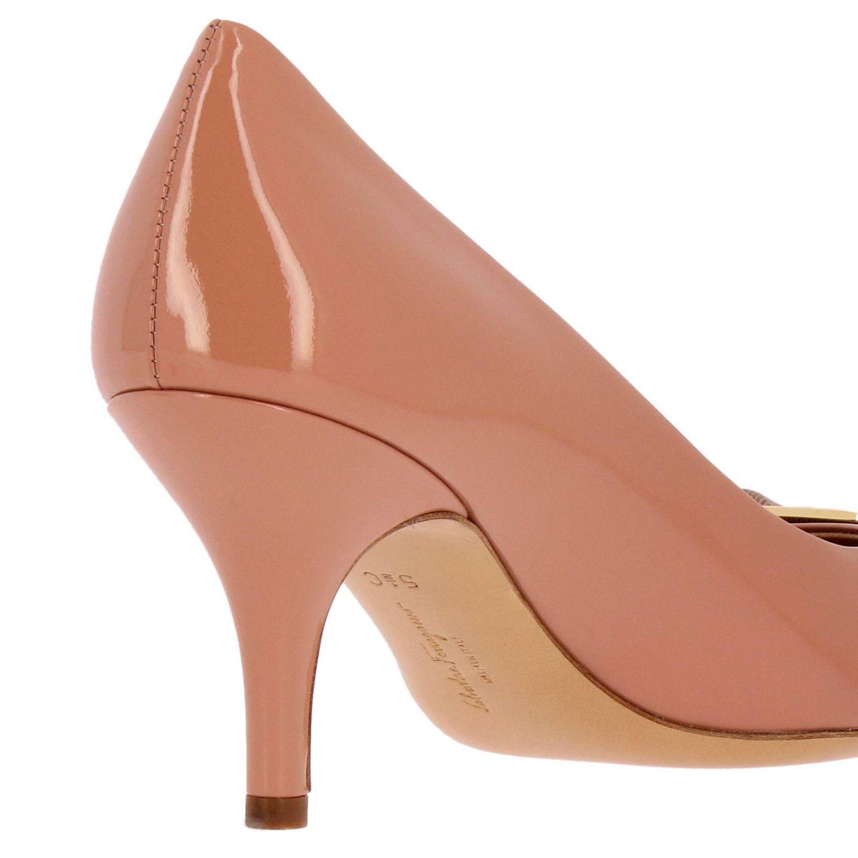 Shoes women Salvatore Ferragamo nude 4