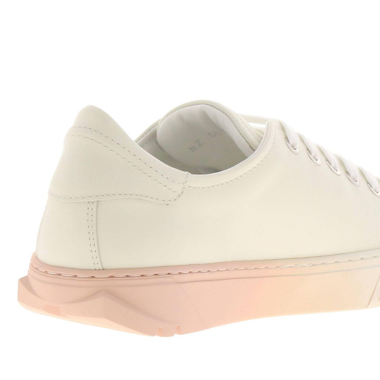 Обувь Женское Salvatore Ferragamo белый 4