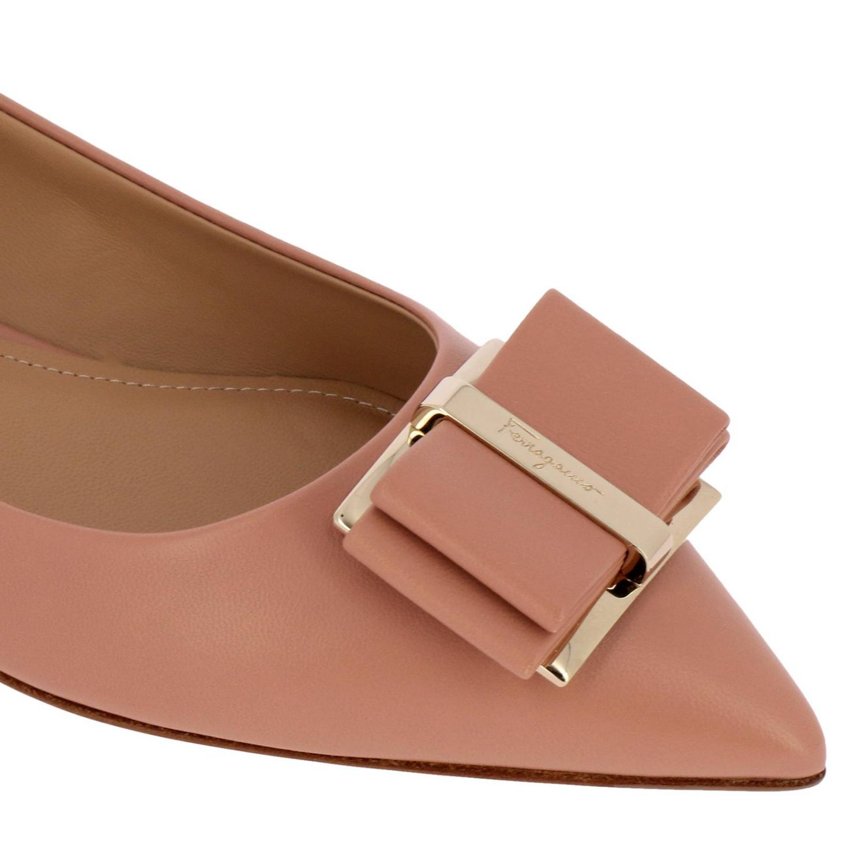 鞋 女士 Salvatore Ferragamo 裸色 3